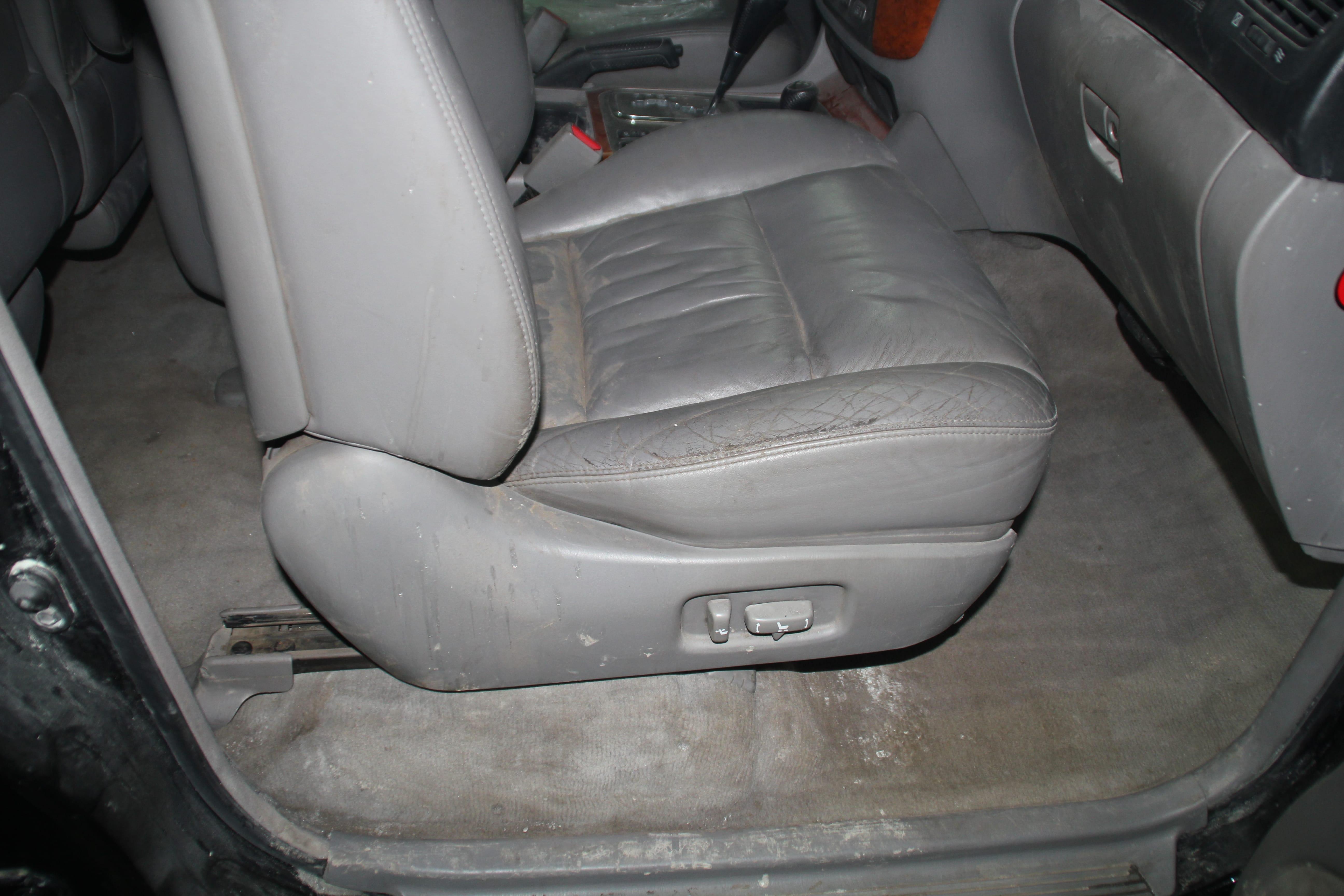 до химчистки автомобильного сиденья