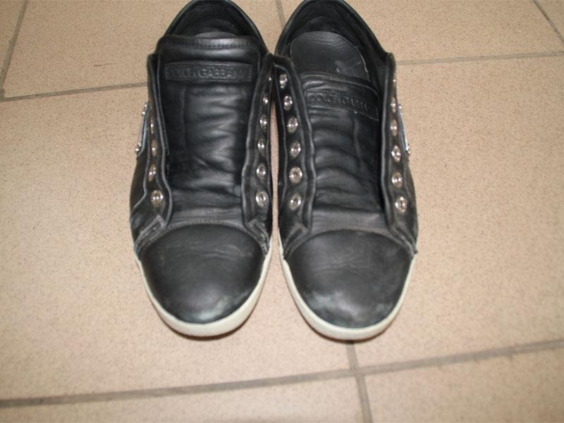 до ремонта кожаной обуви