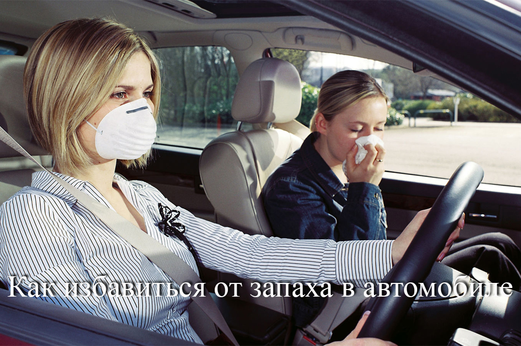 Как помыть салон автомобиля и удалить запах?