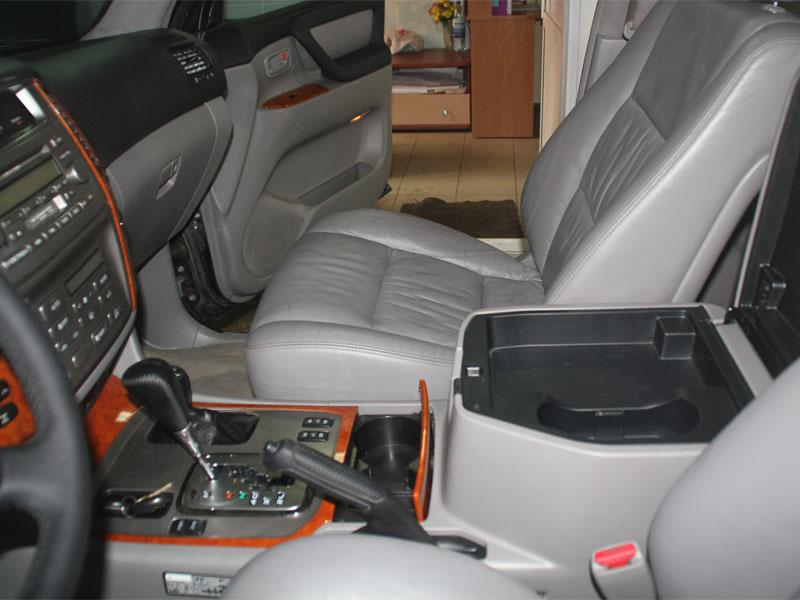 После химчистки автомобильного сиденья