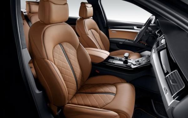 Перетяжка кожей салона автомобиля – элемент тюнинга